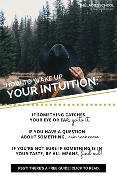 Your inner voice. Can you hear yours? Learn how to pump up the volume and revive your intuition in just seven days with this step-by-step approach. #innervoice #trustyourinstinct #instinct #clarity #buildingintuition