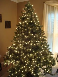 I Need Mom!: Why Doesn't My Tree Look Like Yours? Christmas Tree Decorating 101.. Good Idea's here on this site...