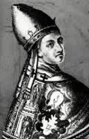 Benedict IX  Papacy beganOctober 1032 (first term)  Papacy endedJuly 1048 (third term)  PredecessorJohn XIX  Sylvester III  Clement II  SuccessorSylvester III  Gregory VI  Damasus II  Personal details  Birth nameTheophylactus of Tusculum  Bornc. 1012  Rome, Papal States, Holy Roman Empire  Diedc. December 1055/January 1056 (age 43)  Grottaferrata, Papal States, Holy Roman Empire