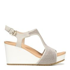 Dr. Scholl's Orig Collection Women's Wiley Wedge Sandal