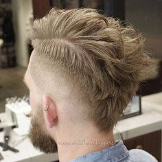 #MenHairstyle
