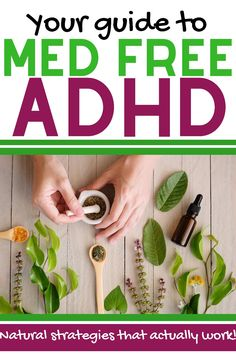 These 9 natural ADHD treatments are backed by science-- they actually work! If you are looking for natural ways to treat ADHD, look no further. My husband uses the rosea supplement and LOVES it! Adhd Supplements, Adhd Signs, Adhd Medication, Adhd Help, Adhd Brain, Adhd Diet, Adhd Strategies, Adhd And Autism, Autism