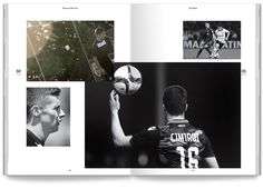 """The 5th issue of the official PAOK FC Magazine """"Toumba"""". This special edition issue reviews the best moments of 2015-2016 season as well as the forthcoming season together with a special statistics insert, dedicated to Stefanos Athanasiadis 101 goals with…"""