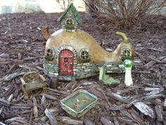 Gourd Fairy Home with Accessories. 56.00