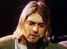 Kurt Cobain, MTV Unplugged in New York. 1993