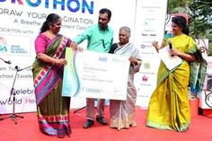 Colorothon 2014 drew a crowd of about 5000 people in Bangalore #preschool #daycare #playschool #Whitefield #Bangalore #India #kindergarten