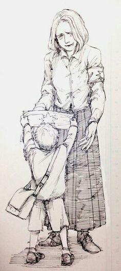Reiner Braun | Karina Braun ( Reiner's mother ) | Shingeki no Kyojin |  Attack on titan | SNK | Marley