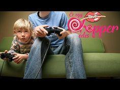 -Nálatok, hogy oldották meg a szüleid, hogy ne ülj annyit a tv vagy a számítógép előtt?- tettem fel nemrégiben a kérdést -Tök egyszerűen. Bejött... Baby Car Seats, Children, France, Young Children, Boys, Kids, Child, Kids Part, Kid