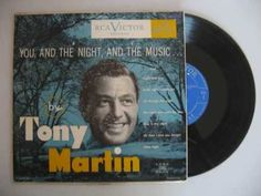 Tony Martin  -  Night And Day