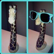 Greatest eye glass holder present EVER!!!