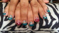 Alicia's nails