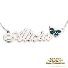 Save On Necklace For Girlfriend At Name Necklace Now. Free Shipping Worldwide.
