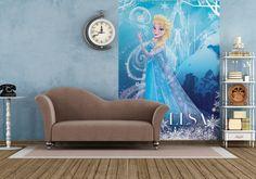 Kraina Lodu Frozen Elsa - fototapeta 254x184 cm  Gdzie kupić? http://www.eplakaty.pl/produkt/Kraina-Lodu-Frozen-Elsa-fototapeta