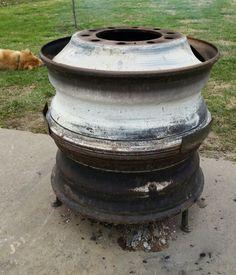 Pot Belly Stove Outdoor Wood Heater Loft Framing Diy