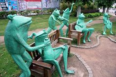 Frogging about in Antalya, Turkey by Malcolm Bott, Byzantine Architecture, Mykonos Hotels, Have A Nice Trip, Turkey Holidays, Blue Mosque, Honeymoon Packages, Frog And Toad, Outdoor Furniture Sets, Outdoor Decor