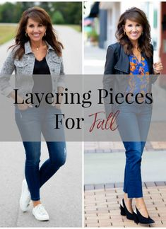 Layering Pieces For Fall - Cyndi Spivey Winter Mode Outfits, Winter Fashion Outfits, Teen Fashion, Autumn Winter Fashion, Fall Outfits, Casual Outfits, Fashion Trends, Fall Fashion, Petite Fashion