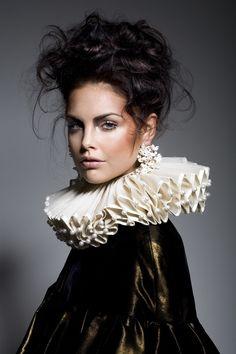 Baroque Ladies - Baroque http://baroque-ladies.tumblr.com/ #elizabethan beauty