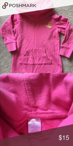 Gymboree Tunic Dress- Size 4 Excellent condition, looks cute with leggings and boots. Gymboree Dresses