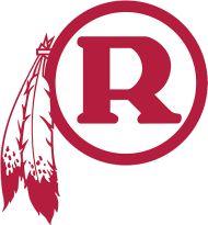 Redskins R Logo Download - Washington Redskins Logo 1970 Png Image With Transparent Background