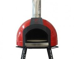 Valoriani BABY SERIES - residential woodfired pizza ovens are perfect for any home! Small yet powerful and with all 50 years of Valoriani experience, you can now make perfect traditional wood fired recipes at home!
