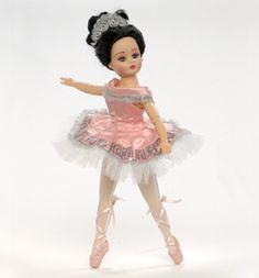 Madame Alexander Sylvia From The Ballet Ballerina Doll