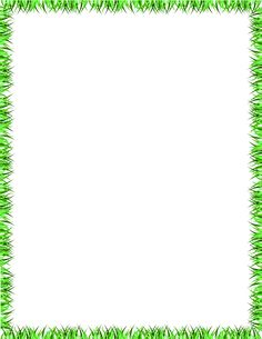 grass border page