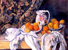 Los Bodegones de Paul Cezanne | Pintura y Artistas