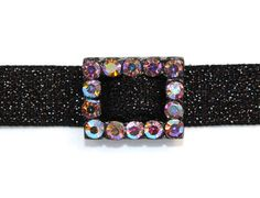 Square Mini on the Skinny Fashion FLEXY® Headband