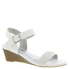 8e31e488ec Mootsies Tootsies Pawn Womens Sandal 85 BM US White ** Check this awesome  product by going to the link at the image.