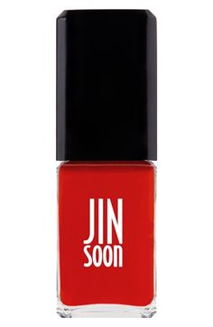JINsoon 'Pop Orange' Nail Lacquer available at #Nordstrom