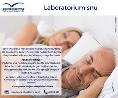 Źle śpisz? Budzisz się niewyspany? Chrapiesz? To może być bezdech senny, który wymaga leczenia.