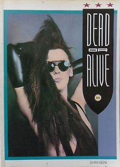 DEAD-OR-ALIVE-JO-ANN-GREENE-1985-HTF-PETE-BURNS