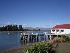 Bike along Rabbit Island - catch the ferry across the channel for lunch at The Apple Shed at Mapua and head back home. Rabbit Island, Long White Cloud, Abel Tasman, Kiwiana, The Beautiful Country, South Island, Home And Away, Homeland, Shed