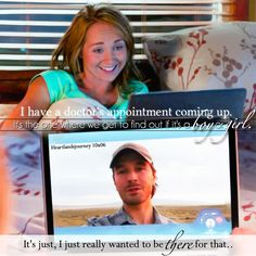 """""""I just really wanted to be there."""" Ty & Amy - Season 10 Episode 06"""