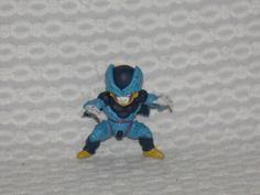 Dragon Ball Z Mini Banpresto Figure Cell JR - RARE #Banpresto