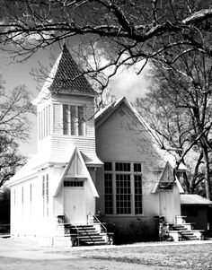 Church.  What a cool home this would make!