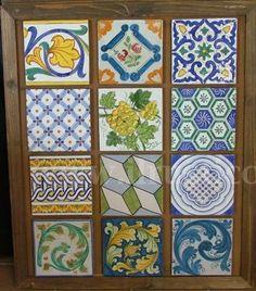 Giovanni De Maio- Ceramiche Vietresi Decori 10x10 A ...