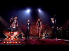 To Infinity and beyond with One Direction | The Final Results | The X Factor 2015