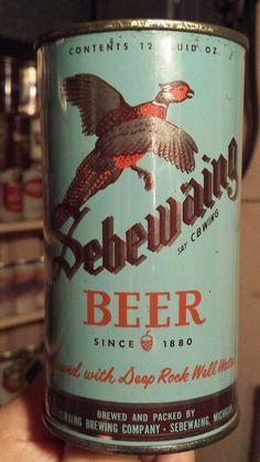 Sebewaing Beer , F.T- 1959