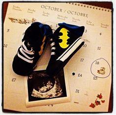 Baby Rodgers pregnancy announcement :) #pregnancy #announcement #Batman #October
