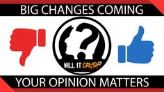 Your Opinion Matters. Your Opinion, Crushes, Change, Big, Videos