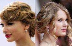 Taylor Swift luce peinado de moda | Cabello | Wapa