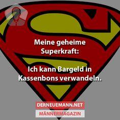 Meine geheime Superkraft #derneuemann #humor #lustig #spaß
