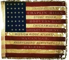 Flags of the Civil War Civil War Flags, Civil War Art, American Civil War, American History, American Flag, Flags Of Our Fathers, Union Flags, Civil War Photos, Military History