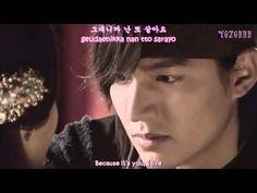 [Faith OST MV] ONE PIECE - BECAUSE It ' S YOU (그대니까) [ENGSUB + Romanization + Hangul]