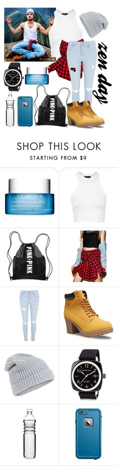 """Zen// Liam Payne inspired //"" by flutterstyles ❤ liked on Polyvore featuring Clarins, Topshop, Victoria's Secret, Petals and Peacocks, River Island, Wet Seal, Accessorize, Briston, Dot & Bo and LifeProof"