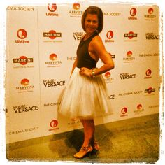 Alice and Olivia dress, Kara Ross NY jewels and Michael by Michael Kors heels. #milliondollarshoppers #lifetimeTV