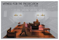 Witness for the Prosecution - Set Blueprint