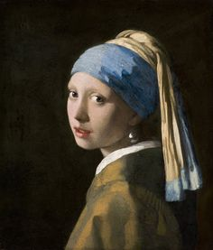 Johannes Vermeer Paintings Gallery in Chronological Order Johannes Vermeer, Vermeer Paintings, Rembrandt Paintings, Art Paintings, Girl With Pearl Earring, Most Famous Paintings, Famous Artwork, Classic Paintings, Oeuvre D'art