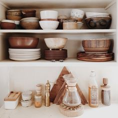 ceramics out in the wild.